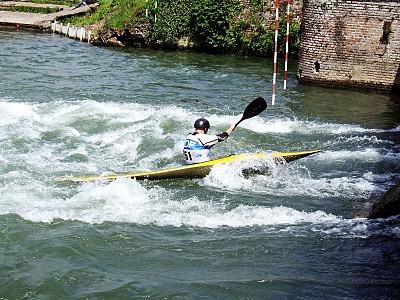Kayak Beaurainville